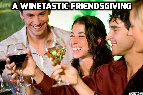 Friendsgiving Week 2015