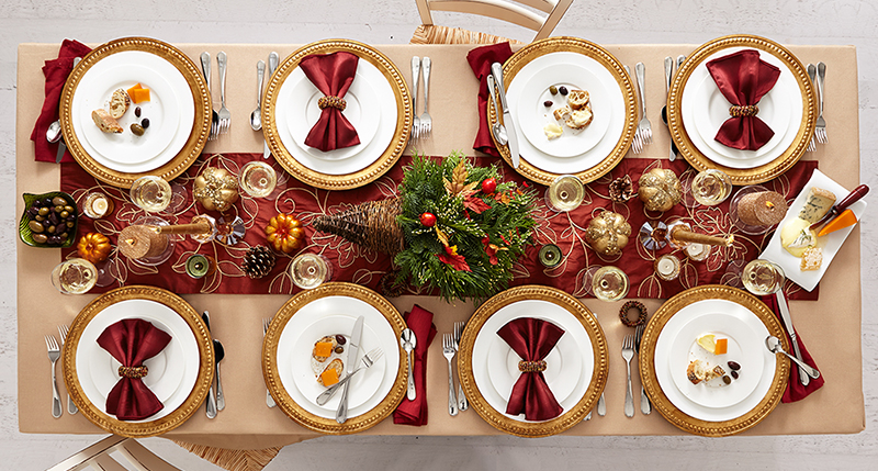 friends-table & Friendsgiving Countdown...Are You Ready?