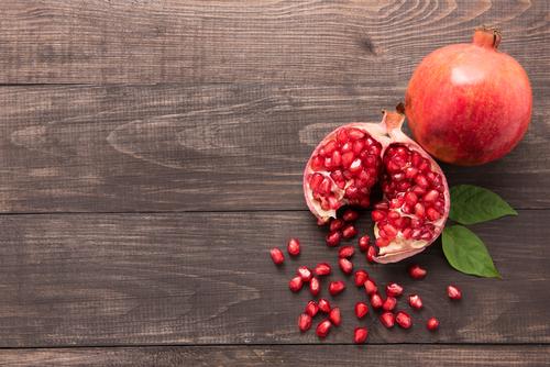 Pomegranates Takeover Friendsgiving